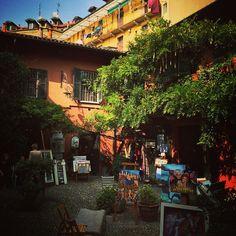 Милан. #BlogVille #InLombardia - Instagram by bigpictureru