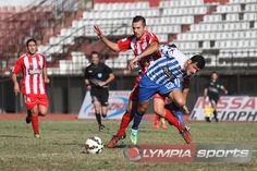 Football League: Paniliakos – Chania 0-3