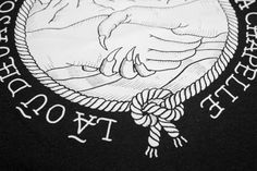 "Image of Ilk & Keno T-shirt ""Là où dieu a son église le diable a sa chapelle"""