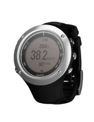 Suunto Ambit2 S The GPS for Athletes Graphite Digital Grey Dial Unisex Watch SS019210000