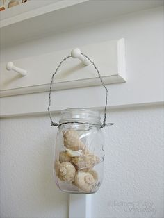 How to Make a Mason Jar Candle Holder :: Hometalk