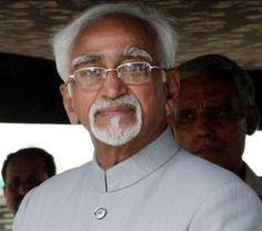 Vice-President Mohammad Hamid Ansari