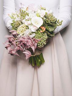 Buquê de noiva | 5 tendências para 2017 - Portal iCasei Casamentos