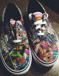 8bca9ea57f New vans x marvel avengers authentic boys girls youth kids skate black shoes  - men women shoes