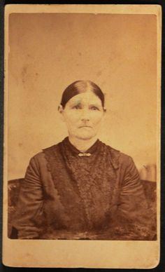 Lydia Wykert Parsons (1815-1911), died at Huff's Ridge, Wetzel County, West Virginia.