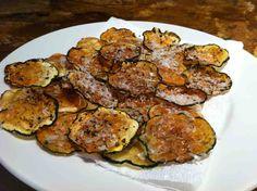 Parmigianino-Reggiano Zucchini Chips