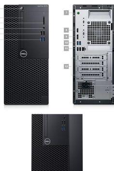 Dell OptiPlex 3070 MT XCTO - 42OT370006 - Intel® Core™ i5-9500 (6 Cores/9MB/6T/3.0GHz to 4.4GHz/65W) - 8GB (2x4GB) 2666MHz DDR4 Memory - 256GB SSD - DVDRW - Integrated Intel® HD Graphics - Fedora - Bảo hành: 01 Năm - Kích thước: 35cm x 15.4cm x 27.4cm - Trọng lượng: 7.93kg Nếu Quý khách cần thêm thông tin, và giá tốt nhất. Xin vui lòng liên hệ Trường Sang: 0903906789 - 0395 906789. Email: sangvt@ativn.com Hoac: sangvt@thinkpadvn.com Dell Desktop, Lockers, Locker Storage, Cabinet, Furniture, Home Decor, Clothes Stand, Decoration Home, Room Decor