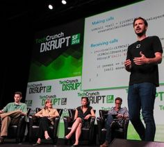 Win a Free Ticket to #TCDisrupt