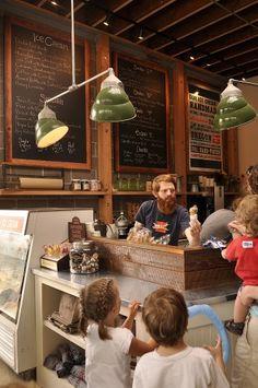 Salt & Straw...portland oregon! my favorite ice cream shop ever