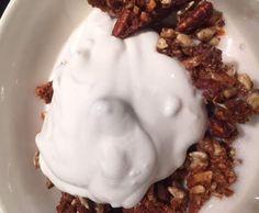Recipe Coconut yoghurt - TM5 Auto method by Clara_b79 - Recipe of category Sauces, dips & spreads