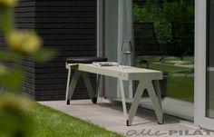 Lloyd tuinbankje - Alle Pilat - Woonwinkel & Meubelmakerij Friesland