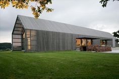 Barn house by Buro2