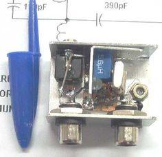 1/2 Watt CW transmitter plans