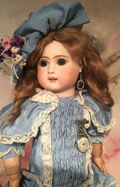 Antiqu ORIGINAL Steiner Phonix bebe Porcelaine Bisque Head doll 1890 Tall 65 cm  | Dolls & Bears, Dolls, Clothing & Accessories, Antique Dolls | eBay!