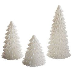 Christmas Holiday Home Decor - White Tree LEDs | Get paid up to 8.6% Cashback when you shop at Pier 1 with your DubLi membership. Not a member? Sign up for FREE at www.downrightdealz.net