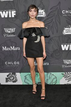 Rowan Blanchard Photos - Rowan Blanchard attends the Annual Women In Film Oscar Party at Spring Place on February 2019 in Beverly Hills, California. - Annual Women In Film Oscar Party - Arrivals Rowan Blanchard Feet, Celebrity Travel, Celebrity Style, Celebrity Women, Celebrity Crush, Rowan Blachard, Wearing All Black, Wine Collection, Charli Xcx