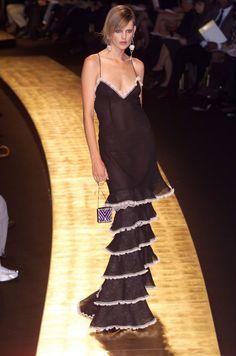 Stella Tennant for Valentino S/S 2001