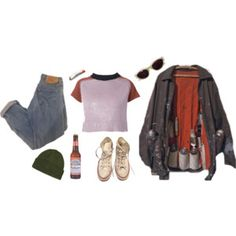 A fashion look from April 2017 featuring loose fitting crop top and gray flannel pants. Browse and shop related looks. Grey Flannel, Berlin, Fashion Looks, Crop Tops, Shoe Bag, Shopping, Collection, Shoes, Design