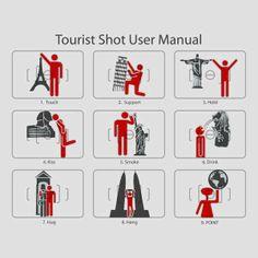 Jak dobrze wypaść na zdjęciach z wakacji? więcej na blogu www.manufakturatravel.pl