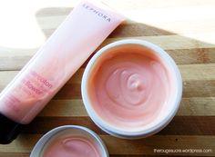 Rose moisturizing body lotion