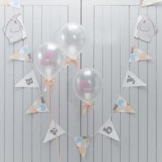 Little One Party Bunting