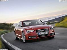 Audi S5 Sportback (2012)