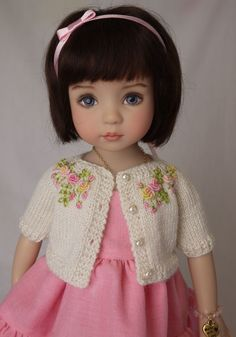 Effner's Little Darling knitted sweater