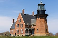 14. Southeast Light, Block Island: This lighthouse was named a national historic landmark as one of the most architecturally stunning lighthouses built in the country during the 1900s.