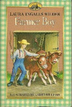 Farmer Boy (Little House): Laura Ingalls Wilder, Garth Williams: 9780064400039: Amazon.com: Books
