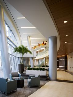Baylor Outpatient Cancer Center | Perkins+Will | Slide show | Architectural Record