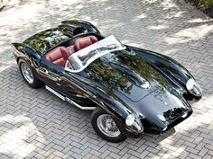 1958 Ferrari Testa Rossa That is amazing. Does this count as a cheap used car for driving to work? Probably not...