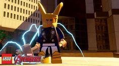 LEGO Marvel's Avengers ITA - Supereroe Thorlok - PS4 Xbox One
