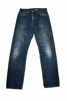 Vintage Levis 505 Regular Fit Jeans Made in USA Mens Size W32 x L32 $50.00