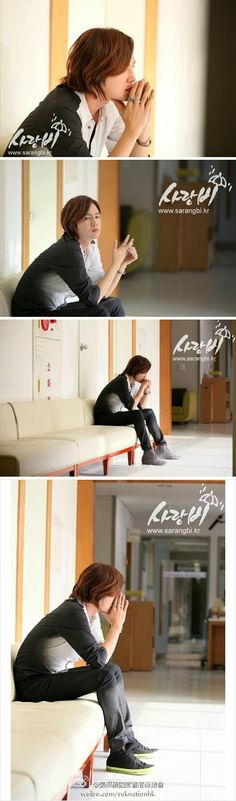 Love Rain: JKS - JGS as Seo Joon