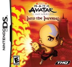 Amazon.com: Avatar: The Last Airbender-Into the Inferno - Nintendo DS: Artist Not Provided: Video Games