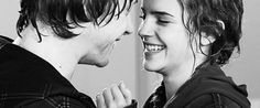 """I got Ron and Hermione! Which """"Harry Potter"""" Couple Are You And Your Significant Other? You have found your soulmate in your S.O. You probably spent WAY TOO LONG pretending not to like each other before you finally admitted your feelings. You were friends first, so you know about all their annoying quirks and embarrassing relationship stories, but you both know now that you're completely head over heels. Awww."""