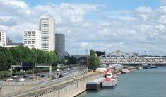 CHARENTON - LE - PONT  Autoroute A4 à Charenton-le-Pont