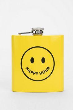 6oz Fun Flask #urbanoutfitters
