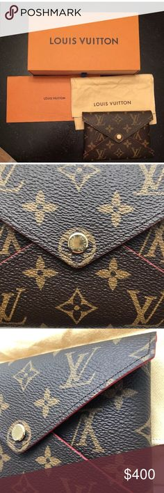 a2f0e6b26877 Brand New Louis Vuitton Kirigami Pochette Absolutely brand new and never  used. Comes with drawer