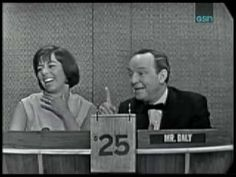 What's my Line? Carol Burnett is just absolutely fabulous in this episode. Love her!!