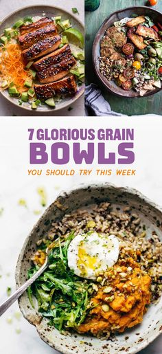 [CasaGiardino] ♛ 7 Awesome Buddha Bowls You Should Try This Week