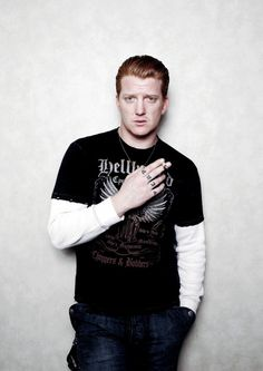 Josh Homme by Mike Spears #ginger #readhead #redhair