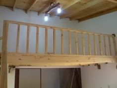 entrepisos de madera altillos escaleras pergolas barandas