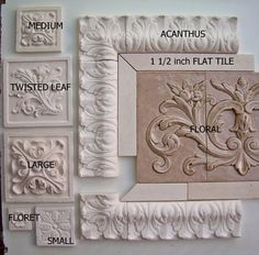 Decorative Tile Inserts Kitchen Backsplash Arched Genevieve With Isabella Brittany & Coggs White Cloud
