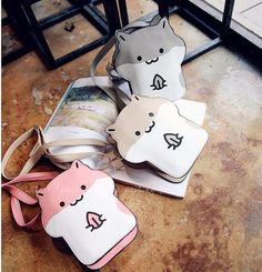 Luggage & Bags Coin Purses & Holders Painstaking Fashion Casual Cute Lady Girl Duck Shoulder Bag Crossbody Lolita Kawaii Plush Cute Harajuku One Size For Girls Consumers First