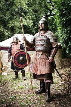 Avar Warriors