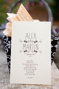 #programs  Photography: A Guy + A Girl Photography - aguyandagirlphotography.com/blog/  Read More: http://www.stylemepretty.com/2014/07/14/romantic-fall-wedding-3/