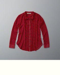 Mujer - Camisas - Tops | Abercrombie.com