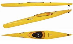 We developed the Lightning in conjunction with the BCU to provide a boat designed for junior multisport or fitness paddling and racing, giving them that vital head start when they progress into adult sized craft. Due to its essential role in the development of young paddlers, the Lightning is still available as part of the Venture Kayaks range.
