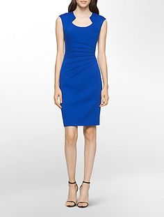 Shop Calvin Klein's trendy office or casual dresses. Diverse styles from maxi to fit to flare dresses in a variety of silhouettes, fabrics & colors. Skirts For Sale, Dresses For Sale, Dresses For Work, Sheath Dress, Dress Skirt, Business Dresses, Sophisticated Style, Calvin Klein, Clothes For Women